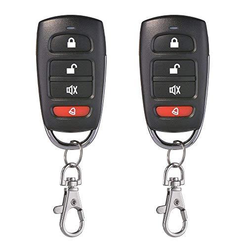 2-piezas-Universal-Garaje-Gate-Clonacin-Llavero-Fob-de-Mando-a-Distancia-433-mhz-Cloner-para-Garaje-Puerta-Elctrica