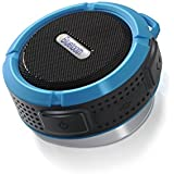 Imperii Electronics PowerSound TE.03.0124.03 - Altavoz (Bluetooth 3.0, waterproof) color azul
