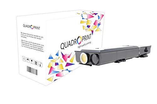 QUADROPRINT Toner ersetzt Dell 593-11120 F8N91 Gelb, ca. 9.000 Seiten, für Dell C 3700 3760 3765 DN dnf n Series -