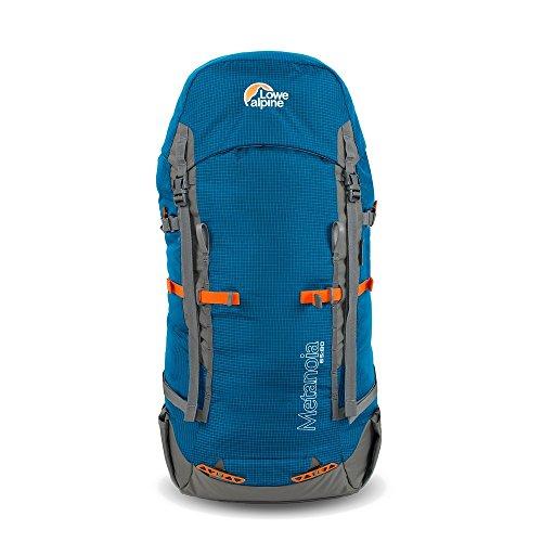 Lowe Alpine Metanoia - Mochila de senderismo, color azul, talla UK: Size 65-80
