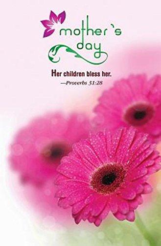 Gerber Daisies Mother's Day Bulletin