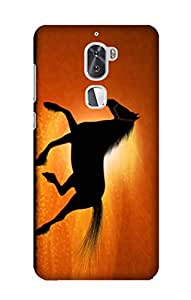 Wow 3D Printed Designer Mobile Case Back Cover for Coolpad Cool 1/Cool 1