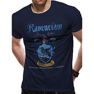 T-Shirt (Unisex-Xxl) Ravenclaw Quidditch (Blue)