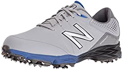 New Balance Men's Nbg2004 Golf Shoe, Greyblue, 10 D Us