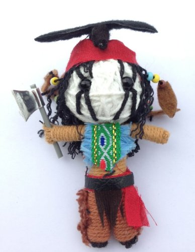 String Doll World – Tonto