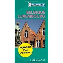 Guide Vert Belgique Luxembourg