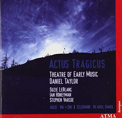 Actus Tragicus / Theatre of Early Music