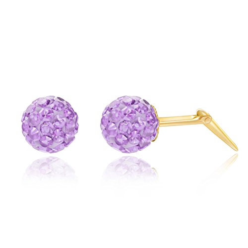 9ct-yellow-gold-6mm-lilac-glitterball-crystal-andralok-stud-earrings-gift-box