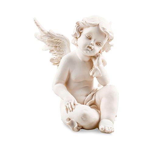Pajoma 40754Ángel Figura Uriel, Altura 23cm