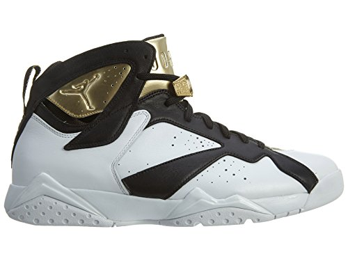 Nike Air Jordan 7 Retro white/metallic gold-black