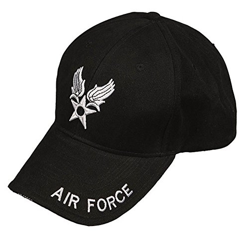 Casquette de baseball noir airforce sandwich