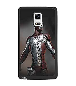 PRINTSWAG SUPERHERO Designer Back Cover Case for SAMSUNG GALAXY NOTE EDGE