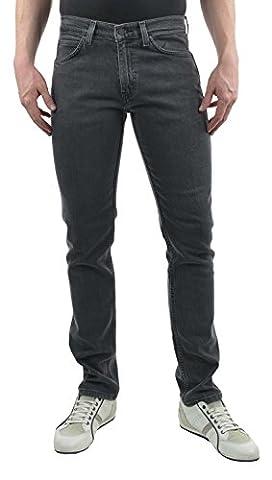 Levis Line 8 Jeans Men 511 SLIM 29923-0007 Black Stonewash, Hosengröße:34/34
