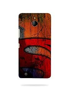 Microsoft Lumia 850 Printed Mobile Back Cover (MLC010) / Printed Back Cover For Microsoft Lumia 850