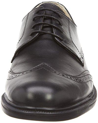 Lavoro London, Scarpe classiche stringate Uomo Nero (schwarz)