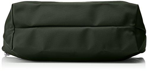Lacoste Damen L1212 Concept Umhängetaschen, 14x30x35 cm Marron (Rosin)