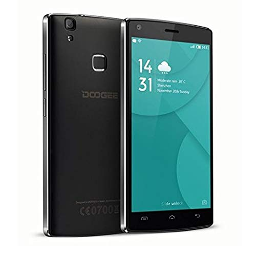 DOOGEE X5 Max Pro - Dual SIM Smartphone Android