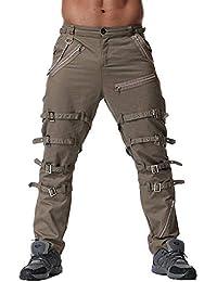 724737f53673a Homme Casual Jogging Chino Pantalons Sport Slim Fit Pants Pants De  Randonnée Battle Sweat Pant Pantalon