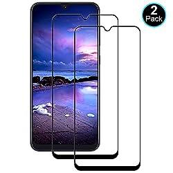 DOSMUNG Panzerglas für Samsung Galaxy A50 / A50s / M30s, [2 Stück] Schutzfolie für A50/A50s/M30s - Anti-Kratzer, Anti-Öl, HD Full Cover Panzerglasfolie Displayschutzfolie für Galaxy A50/A50s/M30s