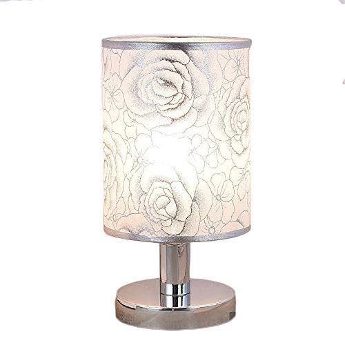 Tischlampe Schlafzimmer Nachttisch Lampe kreative einfache moderne Persönlichkeit kleine Nachtlampe romantische warme Fütterung Tisch lampe Dimmschalter E72 Smartphone