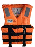 Apex 5Star Adult Vest Life Safety Jackets Weight Capacity 40-120+