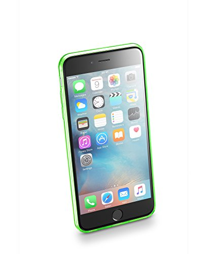 Cellular Line Fluo 5.5 Cover Green - mobile phone cases Green
