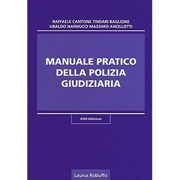 Manuale Pratico Della Polizia Giudiziaria