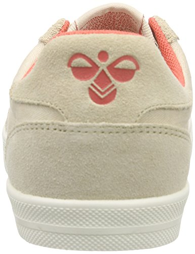 Hummel Damen Dimagrante Stadil Smooth Lo Sneakers Weiß (cigno Bianco 9799)