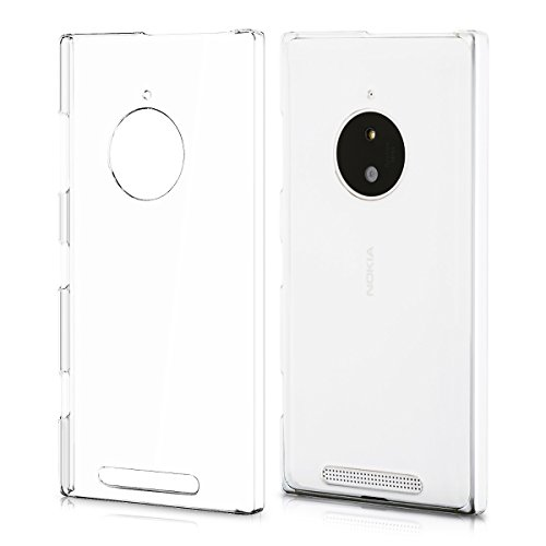 kwmobile Nokia Lumia 830 Hülle - Handyhülle für Nokia Lumia 830 - Handy Case in Transparent