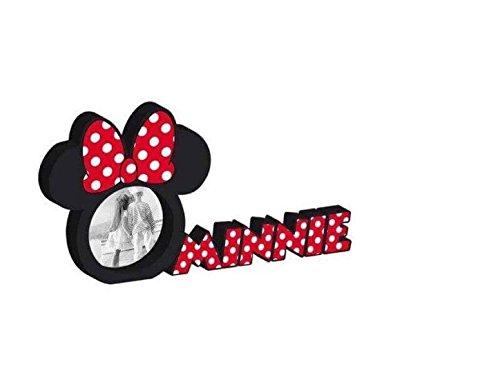 (Fotorahmen aus Holz, Disney Minnie Maus, für Kinder,  30 x 10 x 1,5 cm - MID301725)
