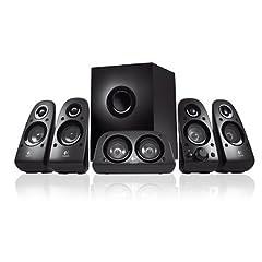 Idea Regalo - Logitech Z506 Sistema Altoparlanti Stereo 3D, 150 W, Dolby Surround 5.1