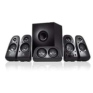 Logitech Z506 5.1 Lautsprechersystem schwarz