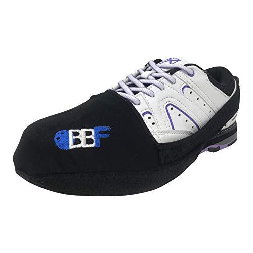 bowlingballfactory.com Bowlingschuh, Schwarz, 1 Stück -