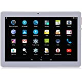 Lnmbbs 25.7 cm(10.1'') 3G Tablet PC 10 Inch Tablet PC Quad Core Processor, 2GB RAM, 16GB ROM, 3G Android 5.1 Lollipop Tablet, WI-FI, Dual Camera, Dual Sim Card, Bluetooth 4.0, GPS, 1280* 800IPS(Gold)