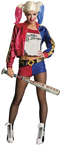 Rubie s Bate hinchable Harley Quinn talla única (32943)