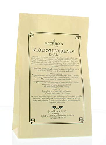 Jacob Hooy Blutreinigungstee - 100g