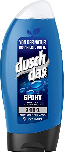 Duschdas For Men Duschgel Sport, 6er Pack (6 x 250 ml) -