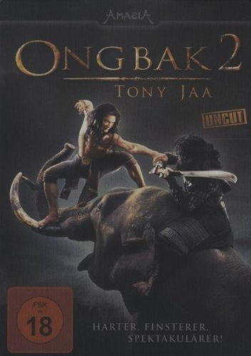 Bild von Ong Bak 2 (Uncut, Steelbook) [2 DVDs]