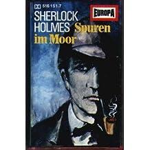 MC Erstauflage Sherlock Holmes Folge Nr.2 / Spuren im Moor