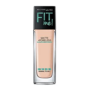 Maybelline New York Fit Me Foundation, 115 Ivory, 30ml