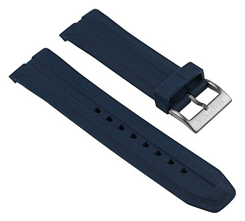 nautica-tide-temp-compass-ersatzband-pu-band-blau-fur-nst-550-a21033g-a21032g-a21034g