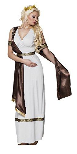 Boland 83860 Erwachsenen Kostüm Europa, womens, - Womens Toga Kostüm Griechische