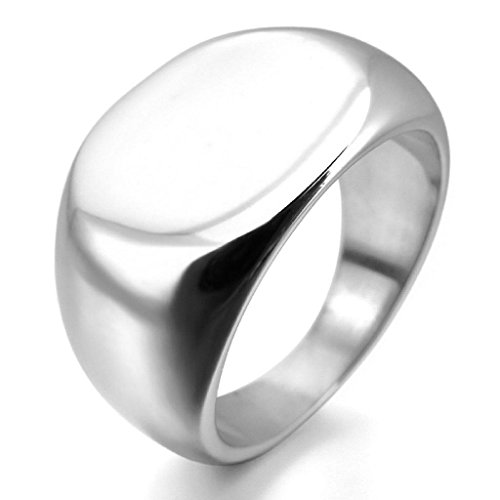 epinkifashion-jewelry-mens-stainless-steel-rings-silver-signet-polished-size-t-1-2