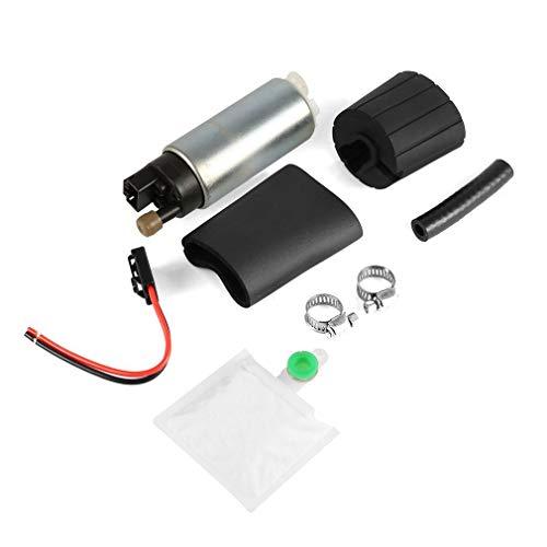 Lightleopard Hohe Durchflusskapazität GSS341 255Lph Austausch der universellen internen Kraftstoffpumpe -
