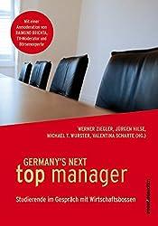 Germany's Next Top Manager: Studierende im Gespräch mit Wirtschaftsbossen