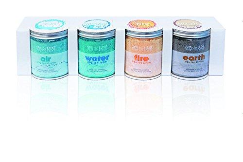 Inspiriert Badewanne (AquaFinesse Spa Crystals - Aromasalze für Whirlpools)