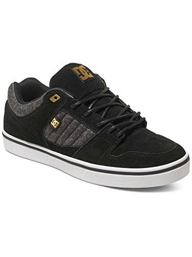 DC Shoes COURSE 2 SE M SHOE, Sneakers basses homme Noir - Black/Gold