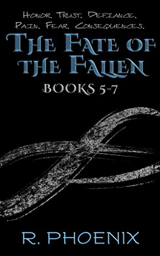 The Fate of the Fallen Omnibus: Box Set of Books 5-7 (English ...