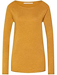 ONLY Damen Onlmila Lacy L/S Long KNT Noos Pullover