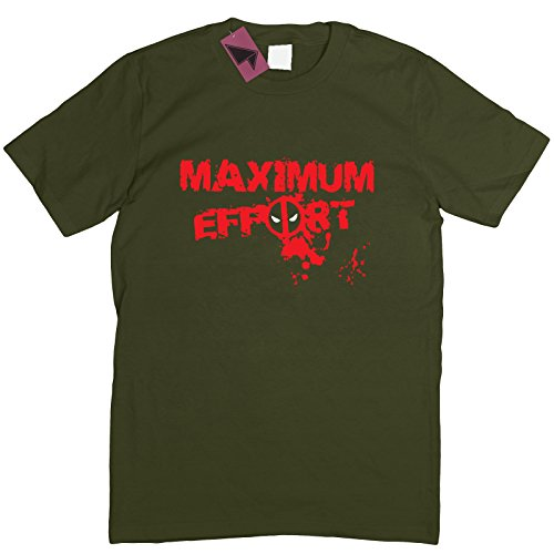 Prism Clothing Co. Herren T-Shirt Military Green